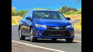 Toyota Camry 2016 CAR Specifications and Features - Tech Specs ...