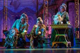 Beauty And The Beast Musical Set Design Beauty And The Beast Fact Sheet Disney Cruise Line News