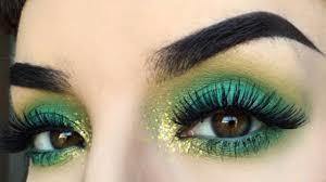 easy makeup tutorial for green eyes smokey eye makeup tutorial beauty top news