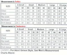45 Best Clothing Care Images Clothing Size Chart Mens
