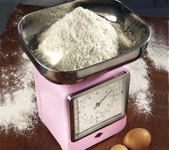 Retro Kitchen Scales Uk Wesco Retro Scales With Clock White White Retro Scales With