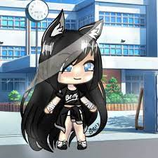 Gacha Life Wolf Wallpapers posted by ...