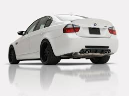 Coupe Series bmw m3 e90 for sale : 2009 Vorsteiner BMW E90 M3 Sedan - Rear Angle - 1280x960 - Wallpaper