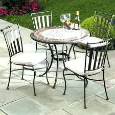 deck wrought iron table. Wrought Iron Outdoor Chairs Rod Furniture Patio Table Clearance . Deck G