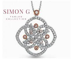 simon g jewelry fabled diamond pendant