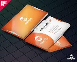 Download Business Card Design Psd Free Psddaddycom