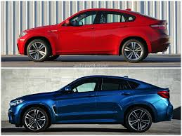 Old vs New: 2015 BMW X6 M Compared to the Original [Photo ...