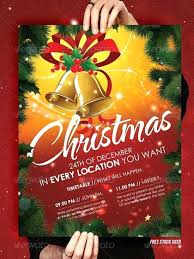 Christmas Party Flyer Templates Microsoft Christmas Flyer Template Flyer For Tree Party By With Flyer
