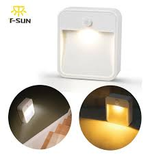 wireless lighting fixtures. T SUNRISE LED Night Light Wireless Wall Lamp Lights With Motion Sensor Lighting Fixtures For Homes Human Lamp-in From
