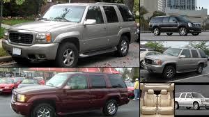 2000 Cadillac Escalade Esv - news, reviews, msrp, ratings with ...