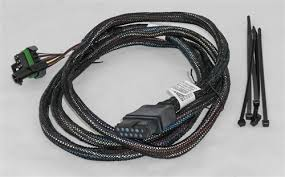 is a new oem fisher pin vehicle side control harness kit  this is a new oem fisher 11 pin vehicle side control harness kit 26357 this