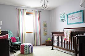 Bright and beautiful nurseries