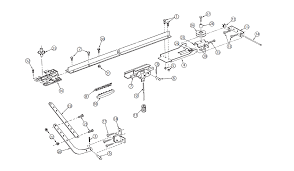 search parts for pro t rail