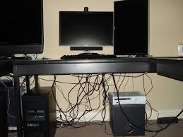 introduction computer cable management on the