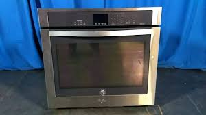 whirlpool 27 inch wall oven stainless steel whirlpool gold electric wall oven w ultra true convection whirlpool 27 inch wall oven