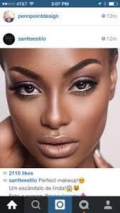 white eyeliner with natural makeup dark skin makeup hair makeup natural makeup eye