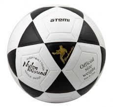 <b>Мяч</b> футбольный <b>ATEMI GOAL PVC</b> р.5, ламинированный ...