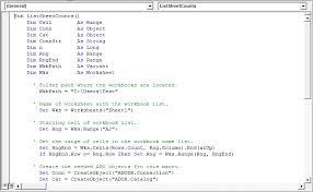 Count Worksheets In Multiple Files Vba