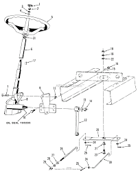 Toro 91 20rg01 d 250 10 speed tractor 1979 parts diagram for on 97