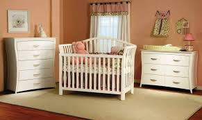 Modern Colorful Baby Furniture Cribs Bedding Set — Nursery Ideas