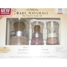loreal flawless mineral kit in stan