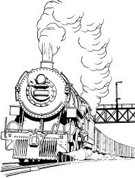 steam engine coloring pages long smoke of steam train coloring page steam engine coloring pages long