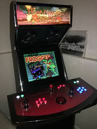 Raspberry Pi Game Cabinet The Transmogrifier A Raspberry Pi Based Arcade Cabinet Work In