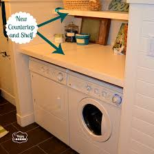 Washer Dryer Shelf Washer Dryer Cabinet Small Laundry Room Cabinets Ideas Base