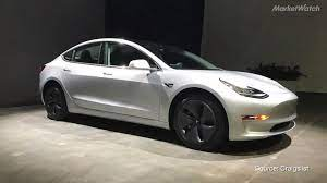 New Accounting Rules Trim Tesla Deficit And Promise Faster Future Revenues Marketwatch