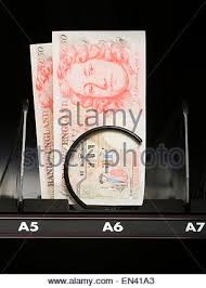 Money Vending Machine Fascinating Currency In A Vending Machine Stock Photo 48 Alamy