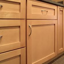 cabinet doors and drawer frontsSonoma Natural Maple Shaker style door Features a 5 piece drawer