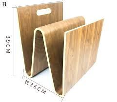 Wooden Magazine Holder Ikea Wooden Magazine File Wood Magazine File Golbiprintme 53