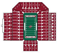 Oklahoma Memorial Stadium Seating Chart Owen Field Seating Chart Rows Field Wallpaper Hd 2018