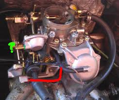 help setting carb the volkswagen club of south africa image