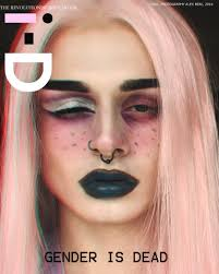 that today s men are no longer what they used to be real men where do you stand on that were you ever discriminated of bullied for wearing makeup