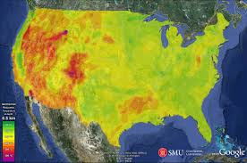 geothermal energy map. Fine Map First Geothermal Energy Map Of The USA Now In Google For Geothermal Energy Map M