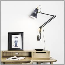 wall mounted desk lamp living room stylish for prepare 2