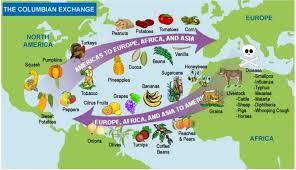 Week Of 11 09 The Columbian Exchange World History