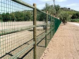 plastic mesh fence carmo metal garden