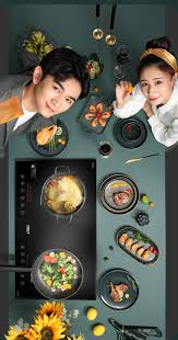 Bếp từ Chefs EH DIH321 giảm giá chỉ còn 7.1triệu tặng thêm bộ nồi -  Showroom bếp từ Faster .net