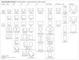 Card Size Chart Standard Greeting Card Size Chart Awesome The Best Envelope