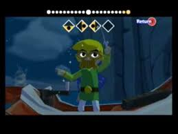 Wind Waker Ghost Ship Chart Lets Play Zelda The Wind Waker Part 59 Ghost Ship Chart And Triforce Chart 4