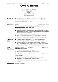 Model Resume Sample model of resume Onwebioinnovateco 31