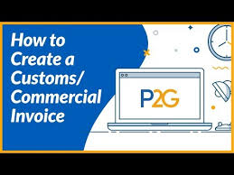 Create A Commercial Invoice What Is A Commercial Invoice And Do I Need One