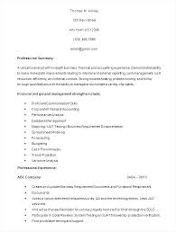 Business Analyst Resume Samples By John Smith Example Of Business ...