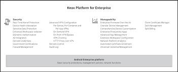 Introduction   Knox Platform for Enterprise White Paper