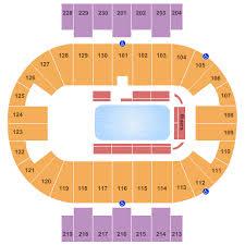 Pensacola Bay Center Seating Chart Pensacola