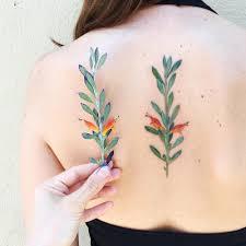 рит кит цветочки татуировки и трафареты Funtattooru
