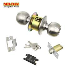 Mrdiy Door Cylinder Lock Set St587ss
