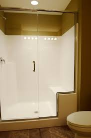 fiberglass shower seat
